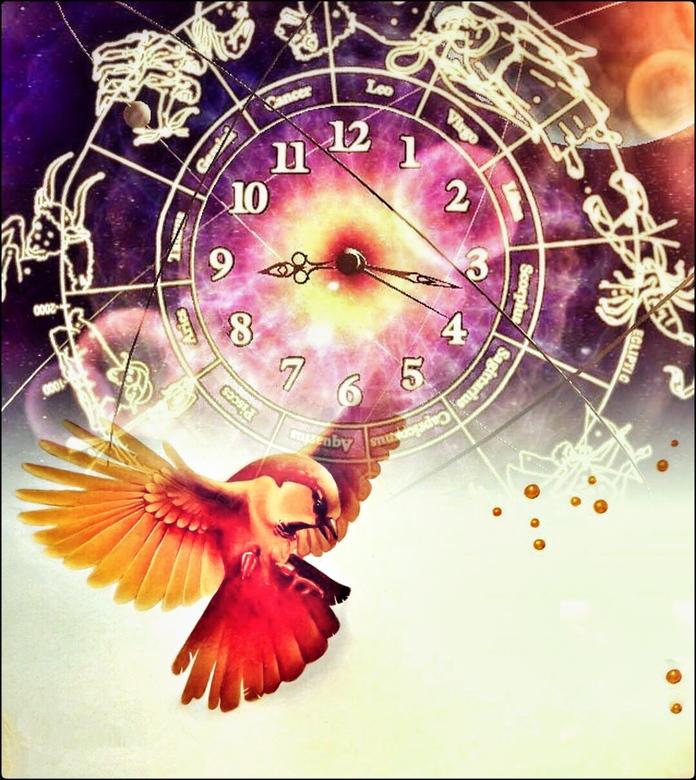 Tijdreiziger - .... als ie maar op tijd komt....