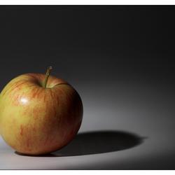 De appel....
