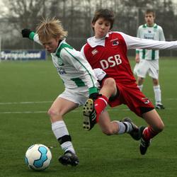 AZ D1 - FC Groningen D1