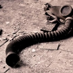 Gasmasker Pripyat