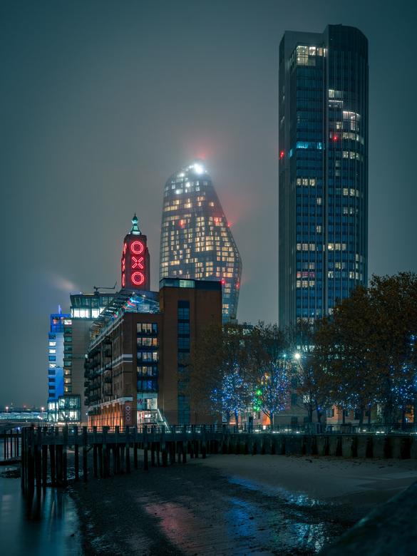 OXO Tower Wharf - London - Moderne architectuur aan de Theems