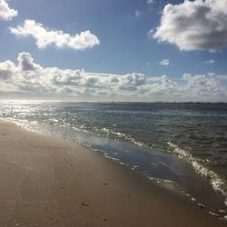 Noordzee bij Langevelderslag