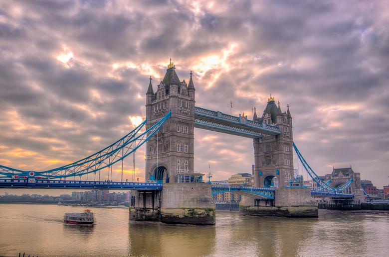 2015-01-22_Towerbridge_0002 - HDR Towerbrige London jan 2015.