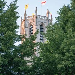 De Grote of Onze-Lieve-Vrouwekerk in Dendermonde