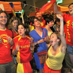 Spanje wereldkampioen