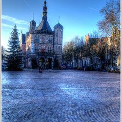 het zonnige Deventer (aangepast)