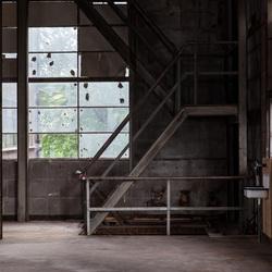Interieur 8 Meelfabriek Leiden
