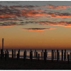 Sunset Petten