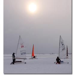 IJszeilen op de Gouwzee (3)