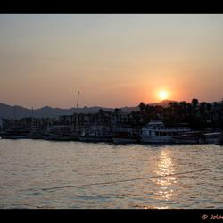 Sunset in Marmaris 2