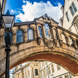 Oxford Old City
