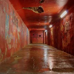 Verlaten tunnel