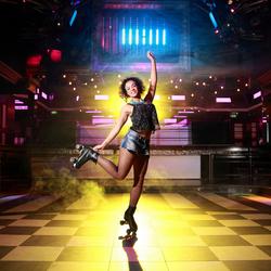 Rollerblade disco
