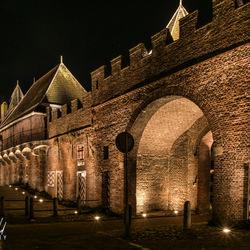 Amersfoort by night.