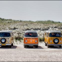 VW op een rij