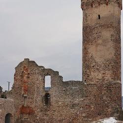 Burgruine Ehrenfels.
