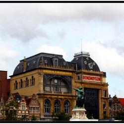Het Bonds gebouw in Gent