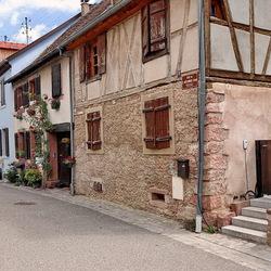 Riquewihr Frankrijk.