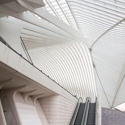 Gare Liège Guillemin