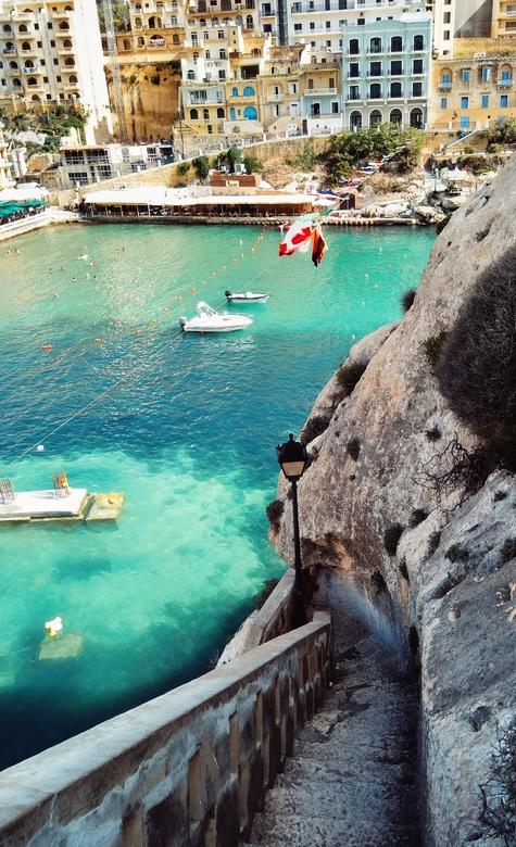 Xlendi, Malta -