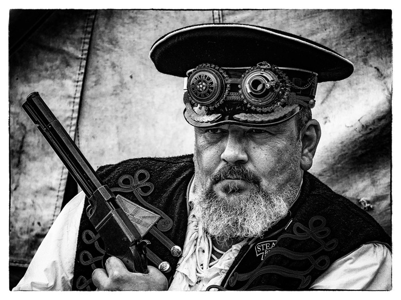 The Steampunk Guv'nor