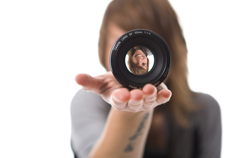 """Selfie! - Leuk probeerseltje geschoten in mijn studio hier in Houten <img  src=""""/images/smileys/smile.png""""/>"""