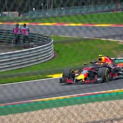 Weekend formule 1 belgië