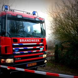 Brandweer Scania