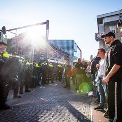 Pegida Demonstratie Utrecht