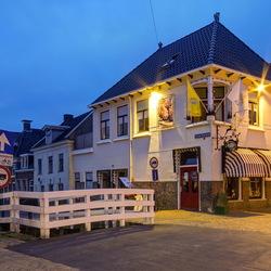 Kollum - Voorstraat-Oosterdiepswal