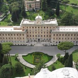 Vaticaanse tuinen (Giardini Vaticani)