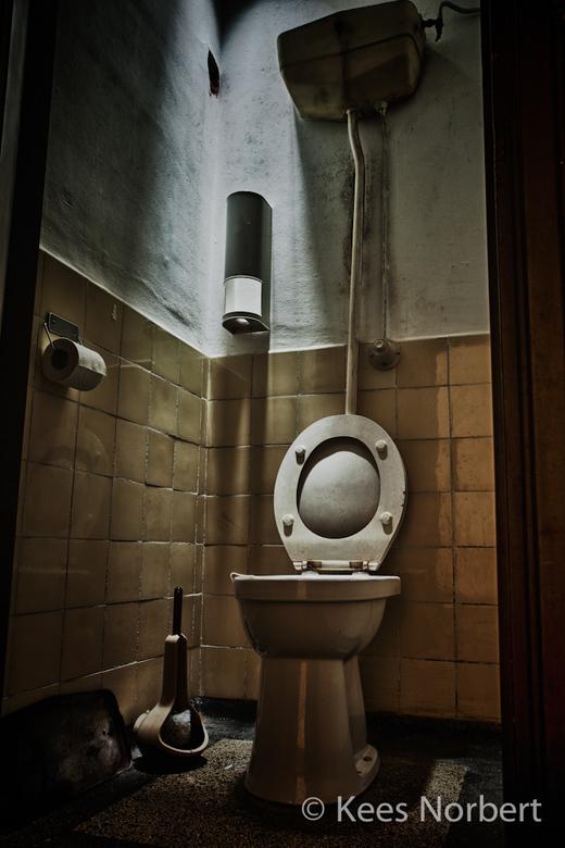 Plee with light - HDR foto is gemaakt, tijdens de op 21 januari 2012 gehouden ZOOM meeting, in een klein fabriekje te Ede.