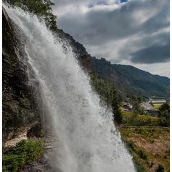 Waterval Steinsdalsfossen