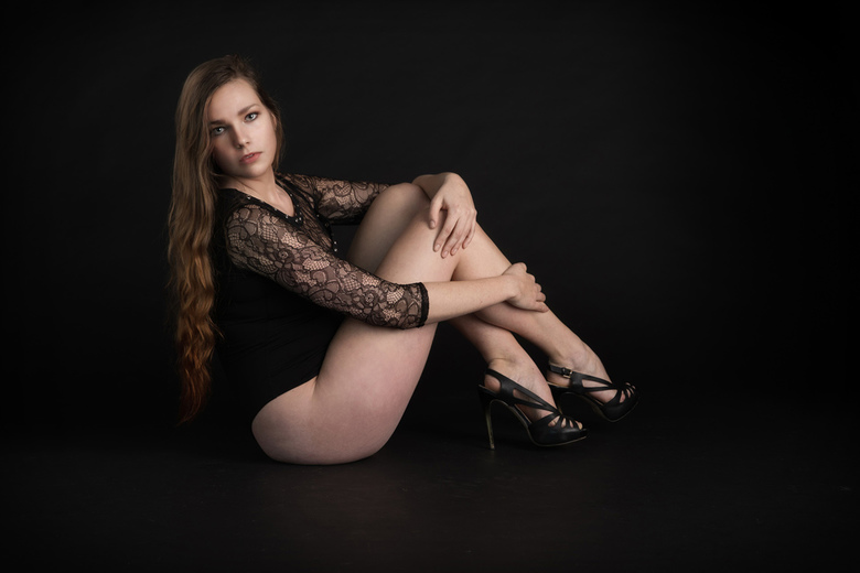 high heels - model Hertha