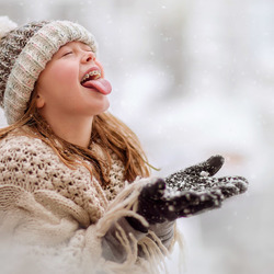 Sneeuwhappen