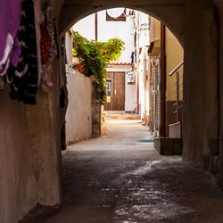 Doorkijkje in Baska Kroatie