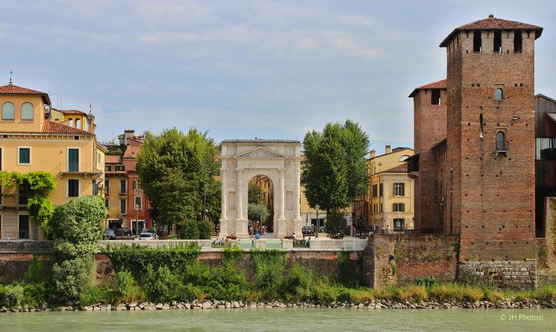 Verona - Arco di Gavi
