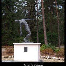 Monument ereveld Loenen
