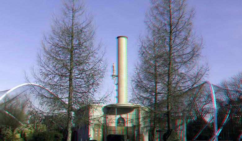 Blijdorp Zoo Rotterdam 3D - Blijdorp Zoo Rotterdam 3D
