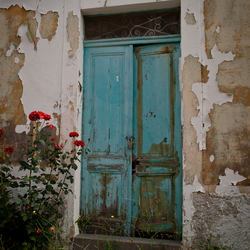Doors on Rhodos 8