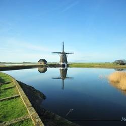 Windstil, Molen het Noorden Texel