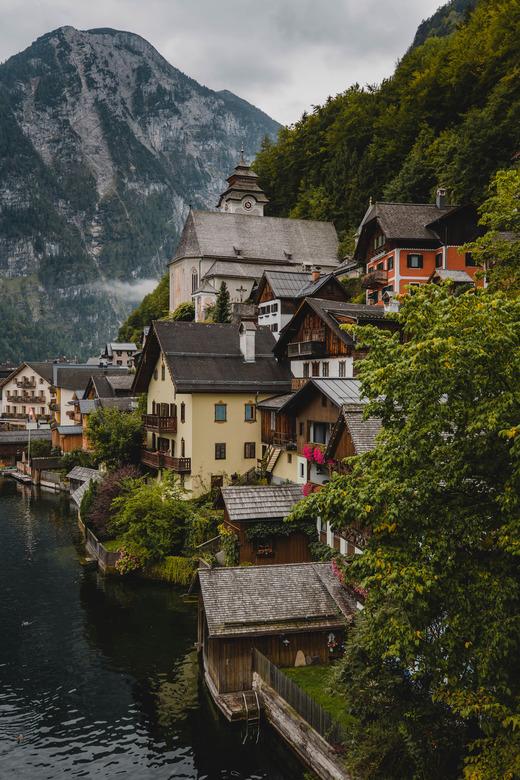 Hallstatt Village -