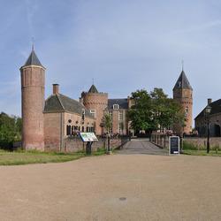 Domburg kasteel Westhove