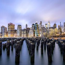 Old Pier One NY