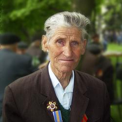 Oorlogsveteraan. 60 jaar na de oorlog