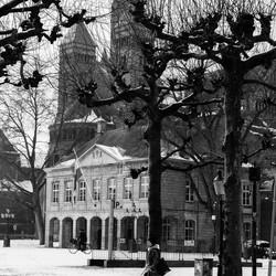 Winter in Maastricht