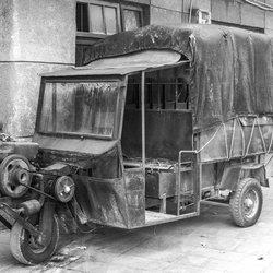 Truckwereld foto van   Giel Weijgerse   China Truckje