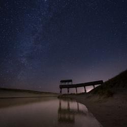 Een sterrenhemel in de Pettense duinen