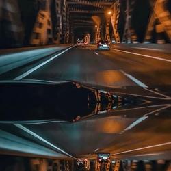 De weg naar de avondklok