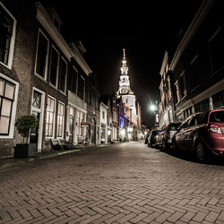 Zierikzee By night